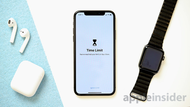 Setting Limits On Screen Time What Does >> Hands On Screen Time In Ios 12 Helps Build Healthy Device Habits
