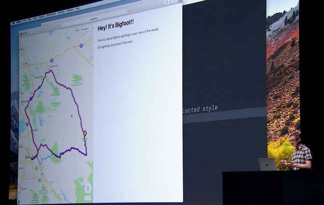 Apple Maps extends to the web with MapKit JS beta