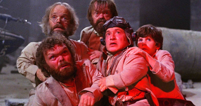 The original Time Bandits.