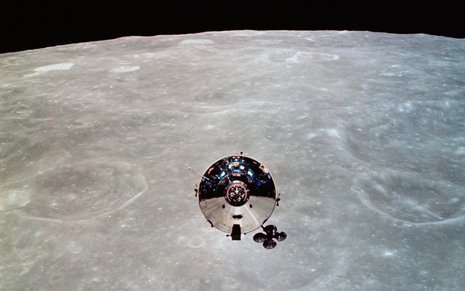 The real Apollo 10.