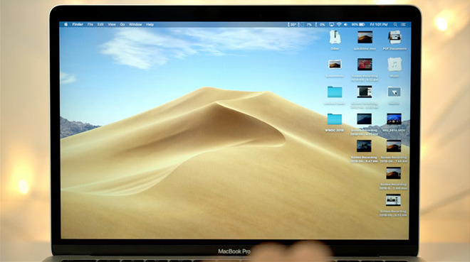 5 TOP novinek v macOS Mojave (Video)
