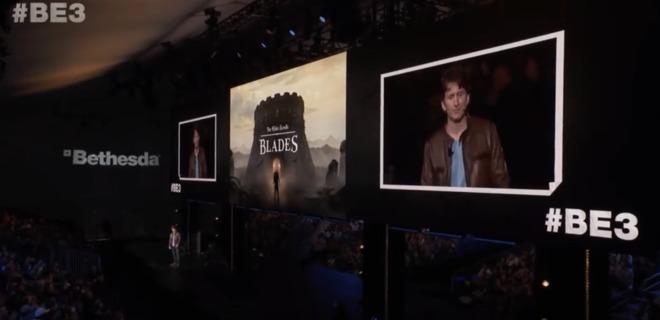 Bethesda's new 'Elder Scrolls: Blades' arrives on iOS this fall