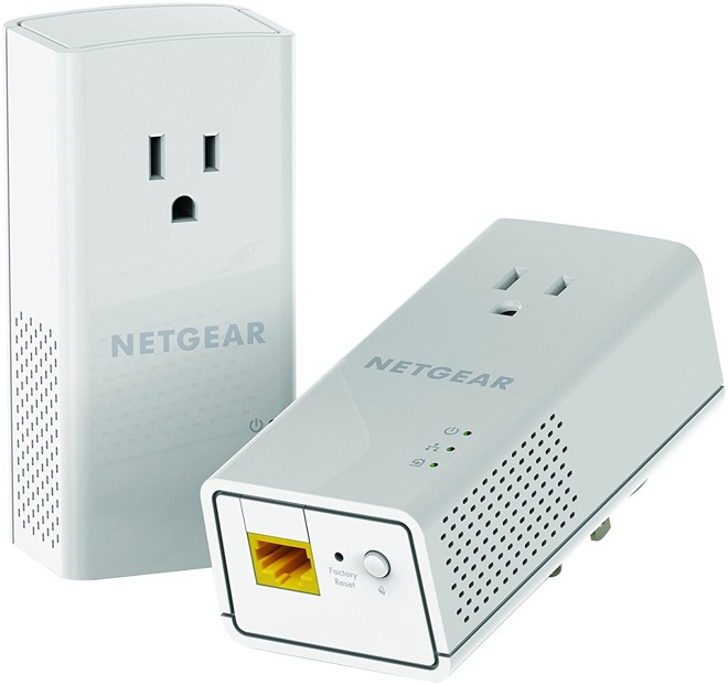 Netgear Gigabit Ethernet Powerline