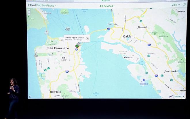Apple Maps MapKit JS