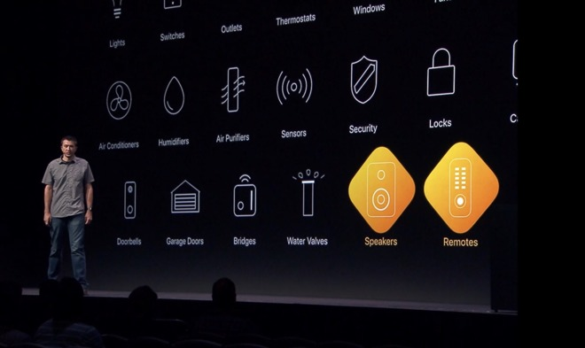 HomeKit support for third-party remote controls coming in