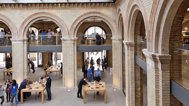 Applestore Coventgarden
