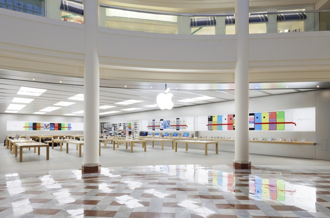 Applestore Stonestown