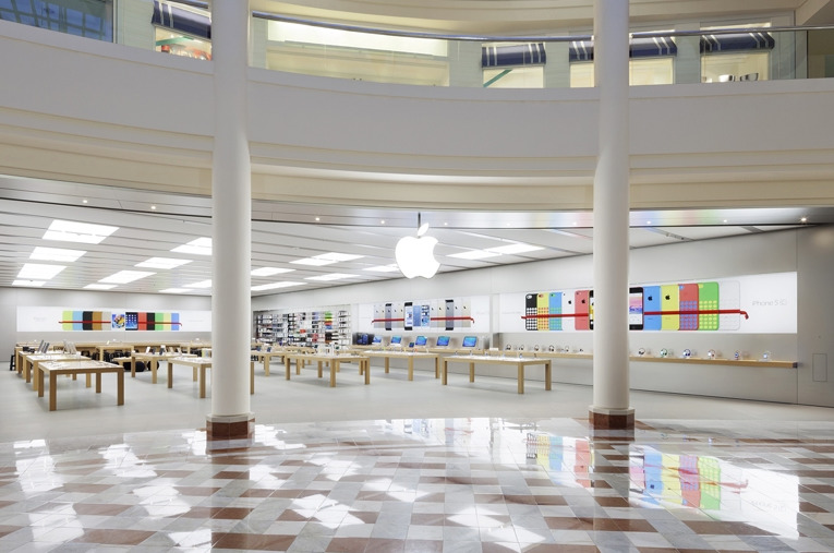 Here Are All Of The Apple Retail Store Openings Moves