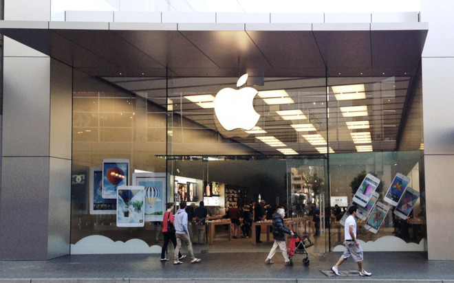 Here are all of the Apple retail store openings, moves, and