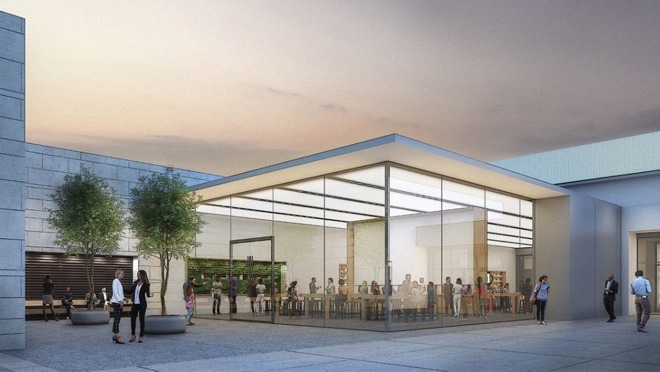 Here are all of the Apple retail store openings, moves, and remodels