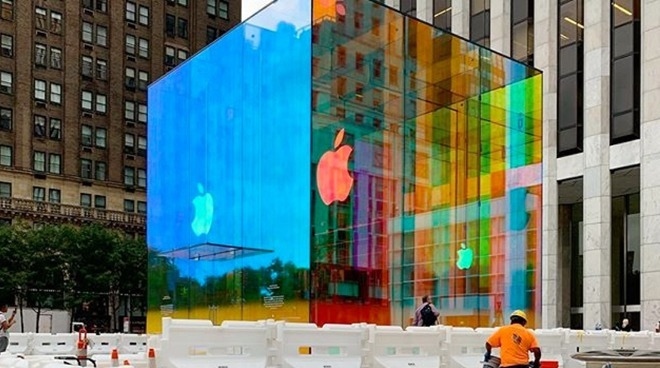 Here Are All Of The Apple Retail Store Openings Moves And