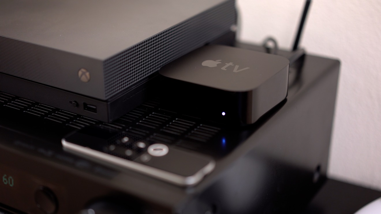 Dolby Atmos isn't on the Apple TV 4K yet, but it is a must for home