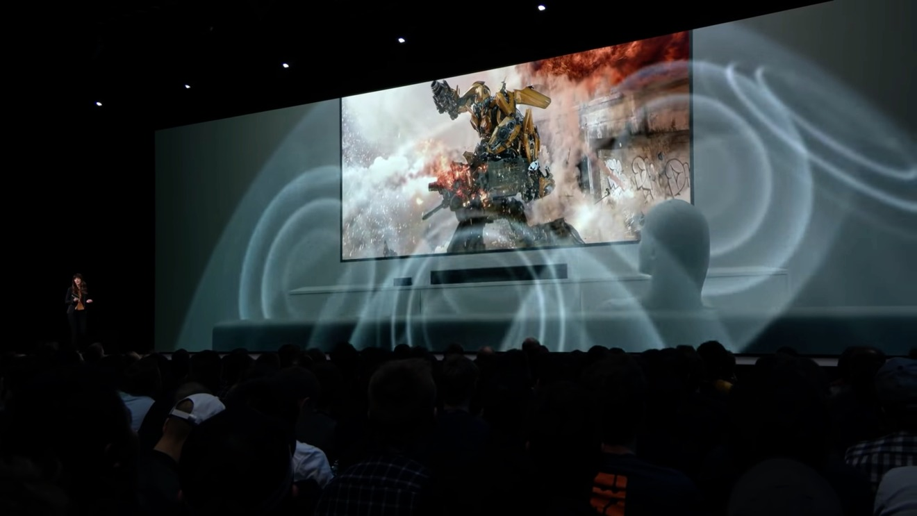 Dolby Atmos on Apple TV 4K announcement at WWDC