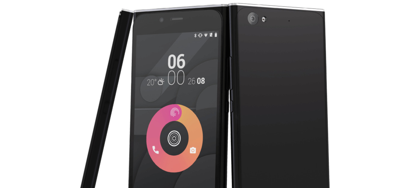 Obi Worldphone, one of Sculley's post-Apple products