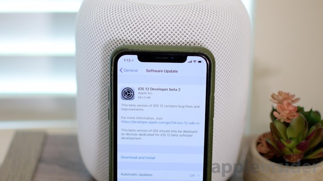apple ios 13 beta download