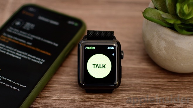 Everything new in watchOS 5 beta 2: Walkie Talkie feature now active