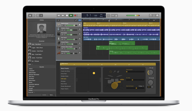 Apple Dropped A New Garageband 10 3 Update That Makes Artist Lessons