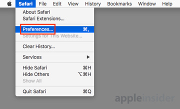 How to manage Safari notifications in macOS High Sierra and
