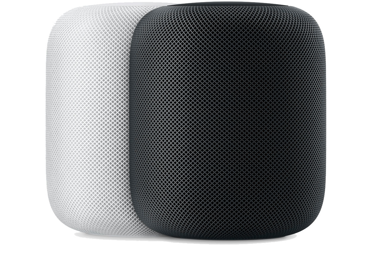 Apple HomePod Space Gray White