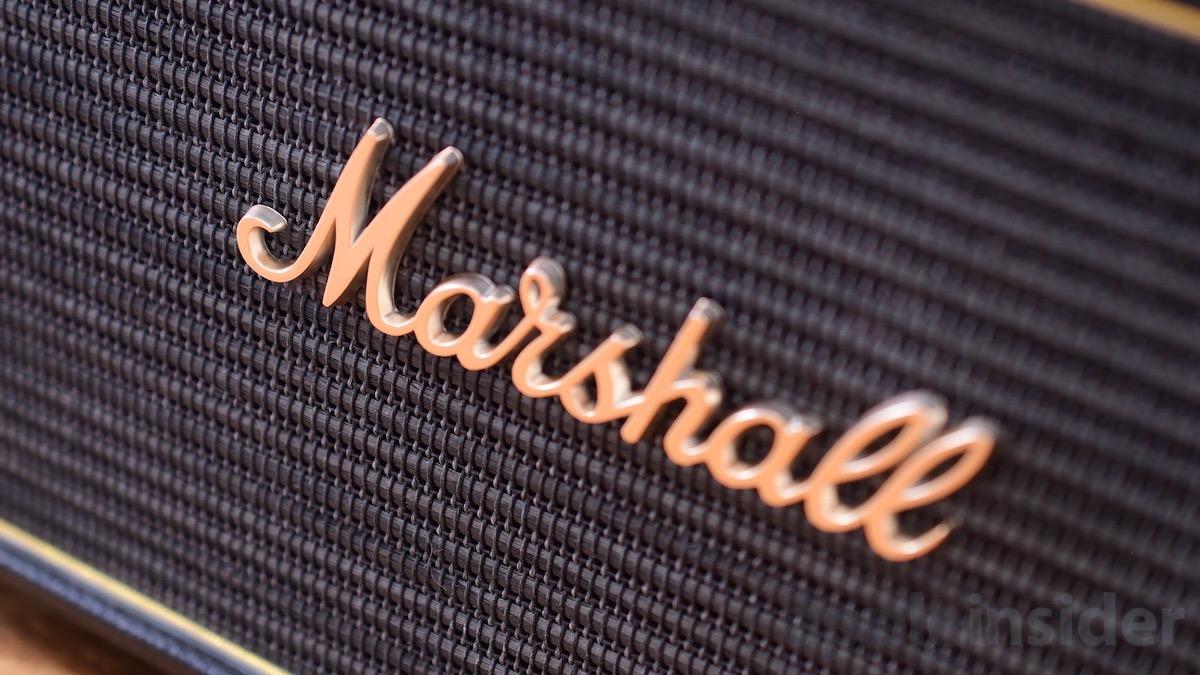 Marshall Multi-Room Speakers Logo