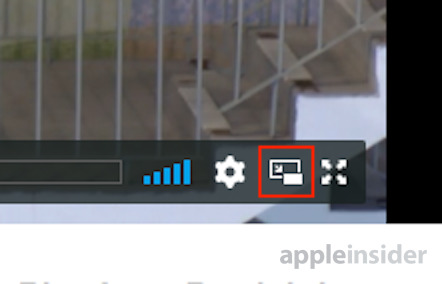 How to use Safari's Picture-in-Picture mode with YouTube on