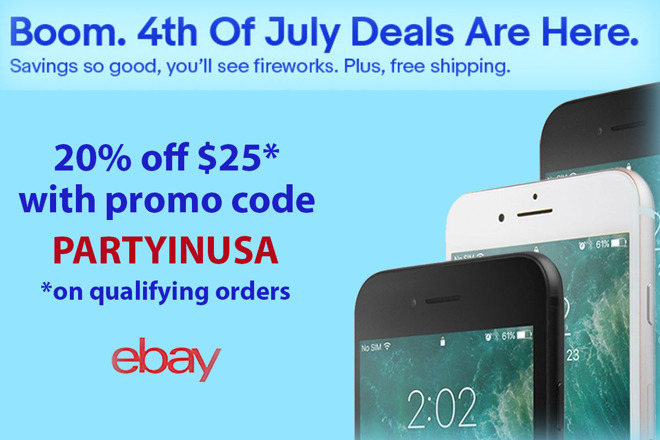 These apple deals are ending today grab the lowest prices while you can ebay 4th of july coupon code fandeluxe Image collections