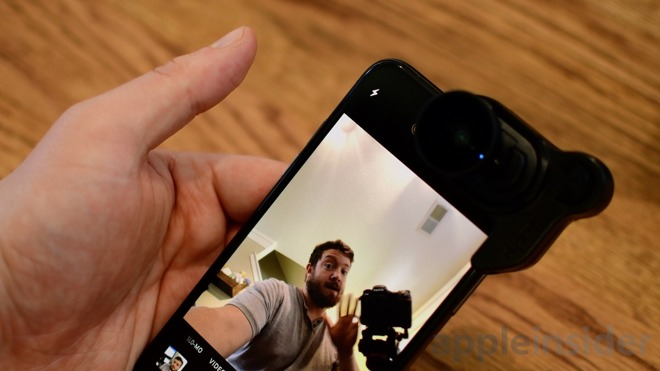 the latest 48432 61134 Review: Olloclip for iPhone X -- the best budget lens system