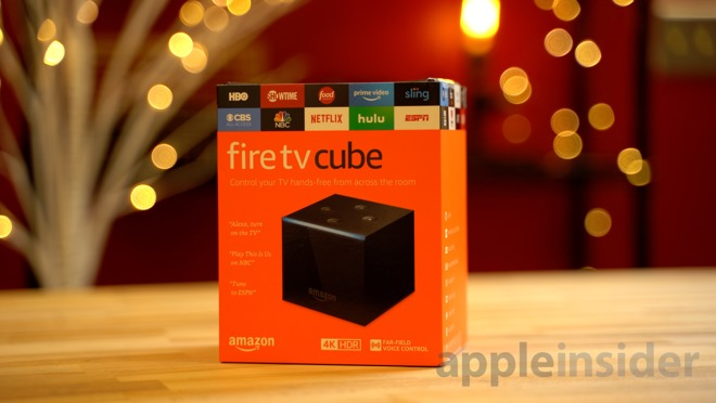Five reasons to not buy the Amazon Fire TV Cube