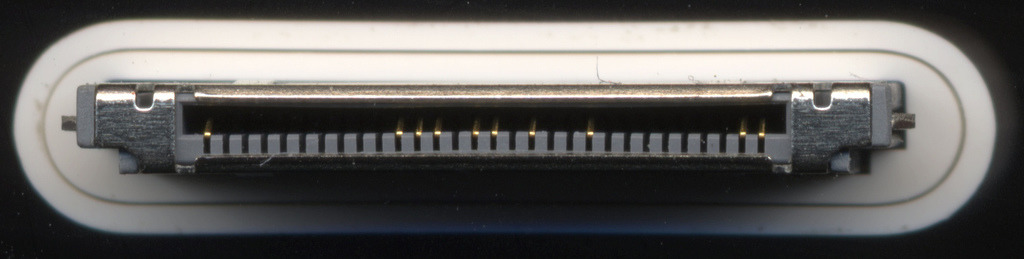 Apple's 30-pin connector