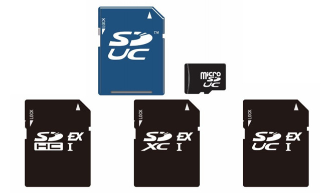 Sd Karte Formatieren Macbook.New Sd Card Format Will Transfer At Nearly A Gigabyte Per Second