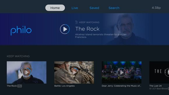 Comparing the seven major live TV streaming services for