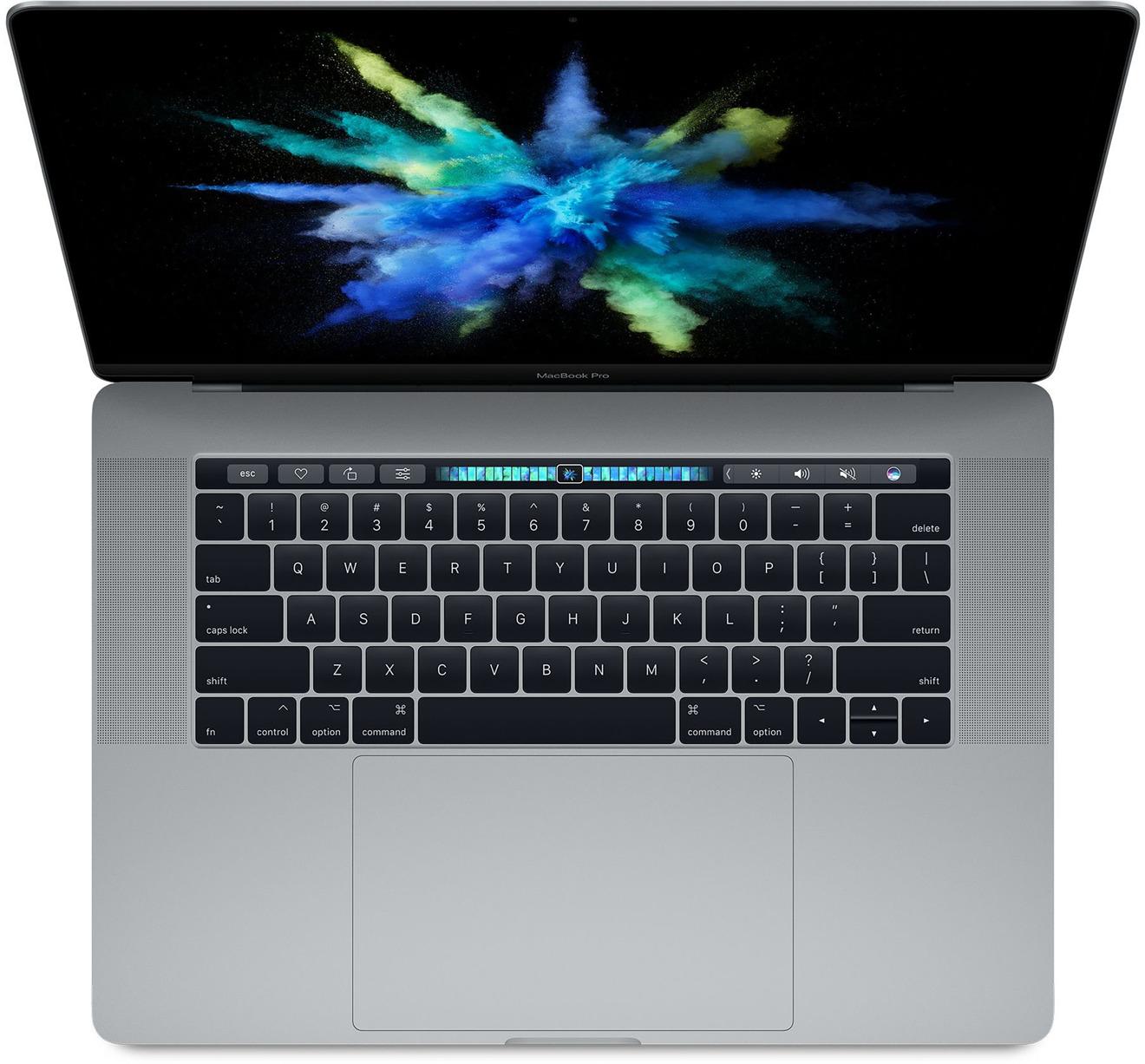 Apple Mid 2017 15 inch MacBook Pro with TouchBar