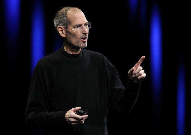 Steve Jobs, during his Apple return