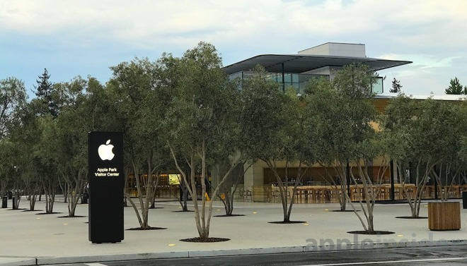 7 hours in the spaceship: interviewing for a job at Apple Park