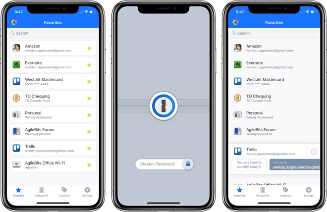 Apple looking to deploy 1Password company-wide, company buy