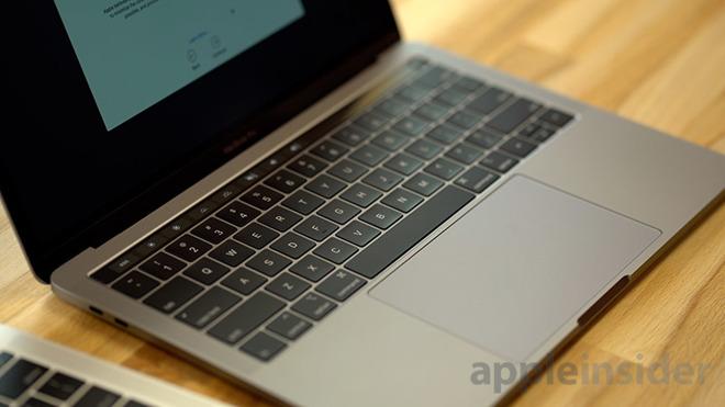 2018 MacBook Pro Keyboard