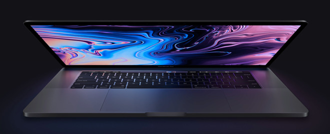 Apple says the 2018 MacBook Pro keyboard doesn't improve