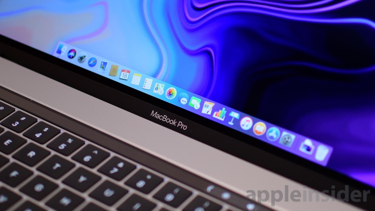 2018 15-inch MacBook Pro