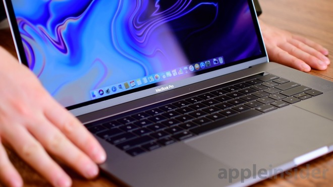 Hands on with Apple's 15-inch 2018 MacBook Pro with i7 processor