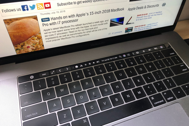 BetterTouchTool is the app the MacBook Pro with Touch Bar needs
