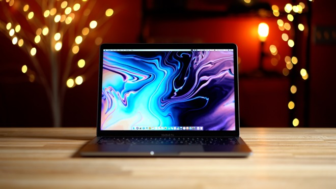 Comparing the Dell XPS 13 9370 versus Apple's 2018 13-inch