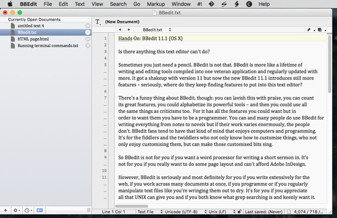 How To Choose Between Notepads Text Editors And Word Processors