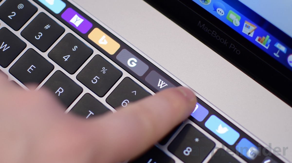 2018 MacBook Pro Touch Bar
