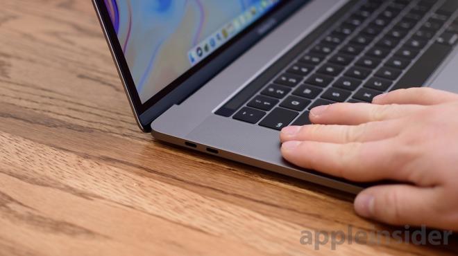 2018 MacBook Pro Thunderbolt 3