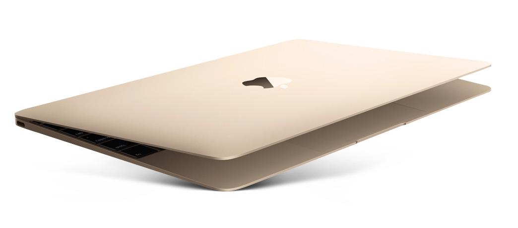 Apple MacBook laptop