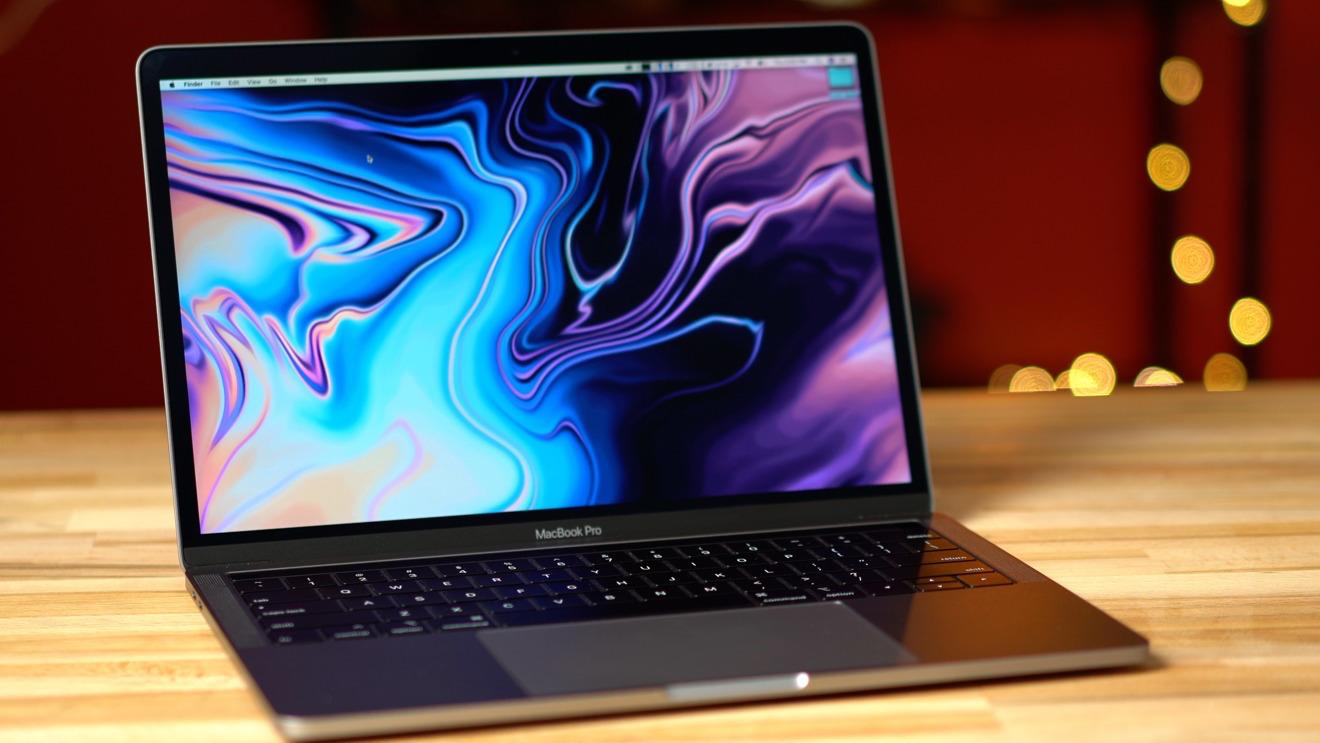 Apple 2018 13 inch MacBook Pro with TouchBar