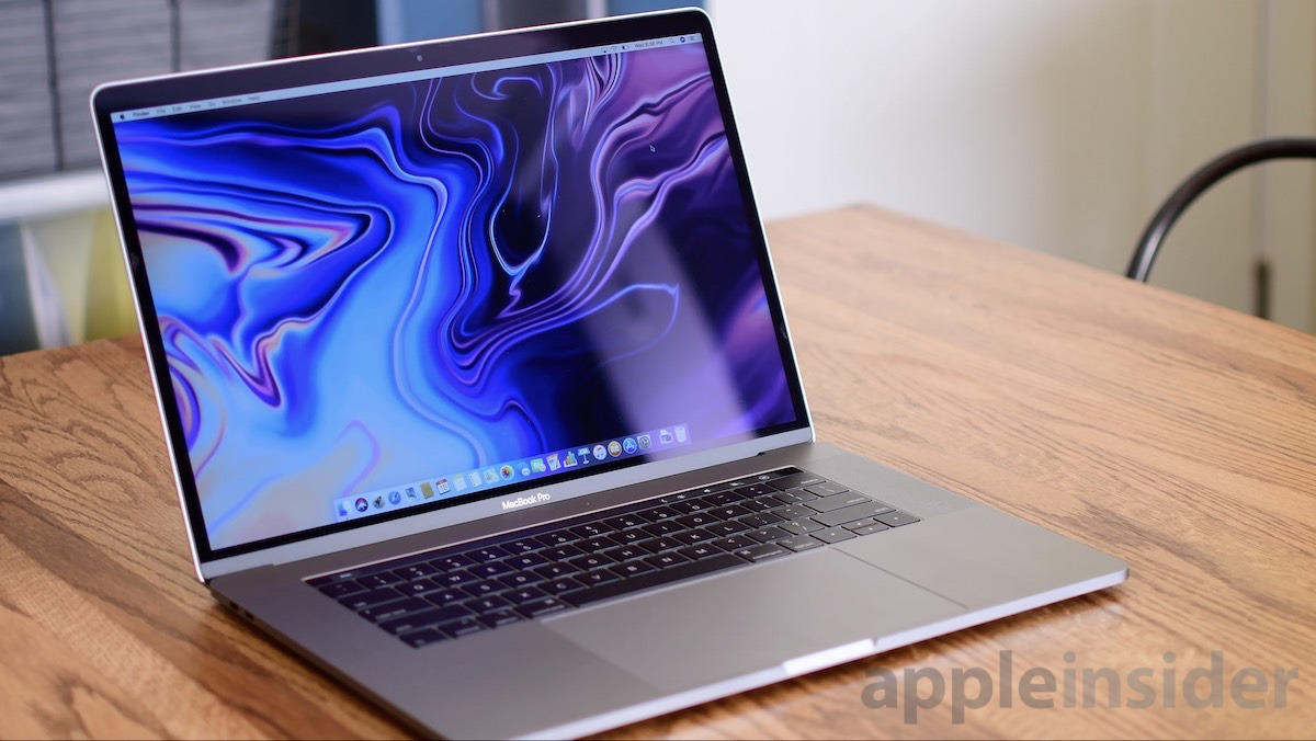 Apple 2018 15 inch MacBook Pro with TouchBar