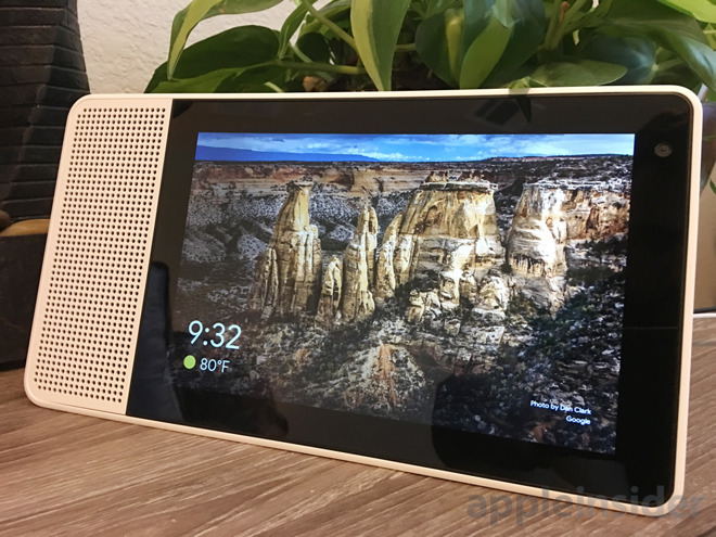 Review: Lenovo's Smart Display can sell iPhone owners on