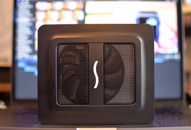 The best Thunderbolt 3 eGPU enclosures for the 2019 13-inch