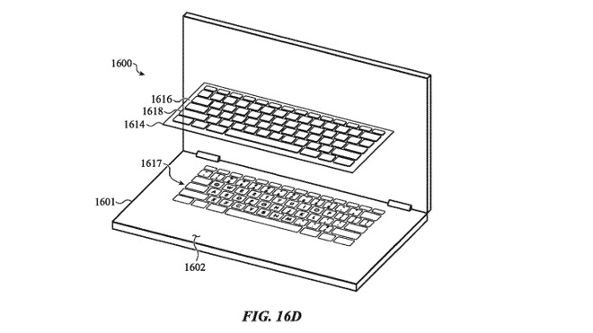 Apple considers alternative MacBook keyboards with touch